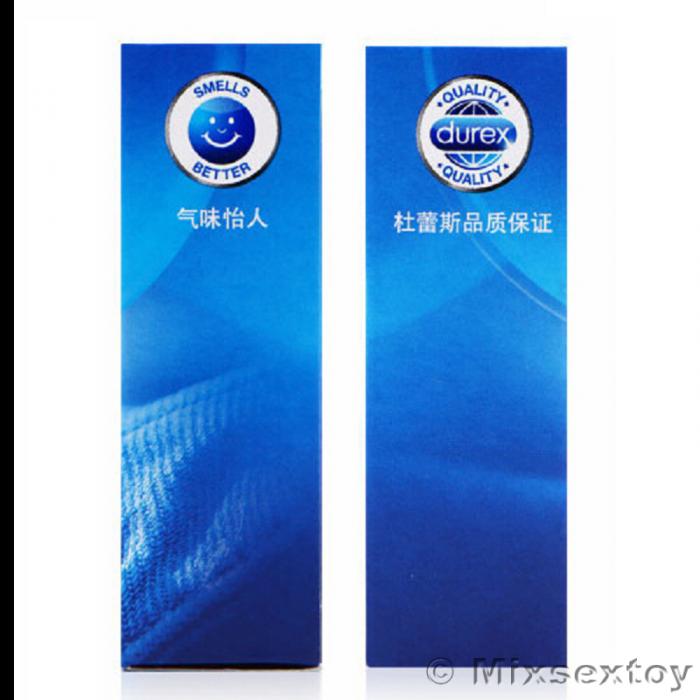 Durex Jeans Cool Blue Con doms (3Pcs)