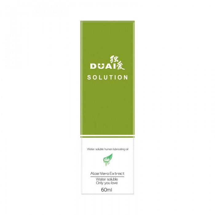 DUAI Solution Aloe Essence Lubricant (60ml)