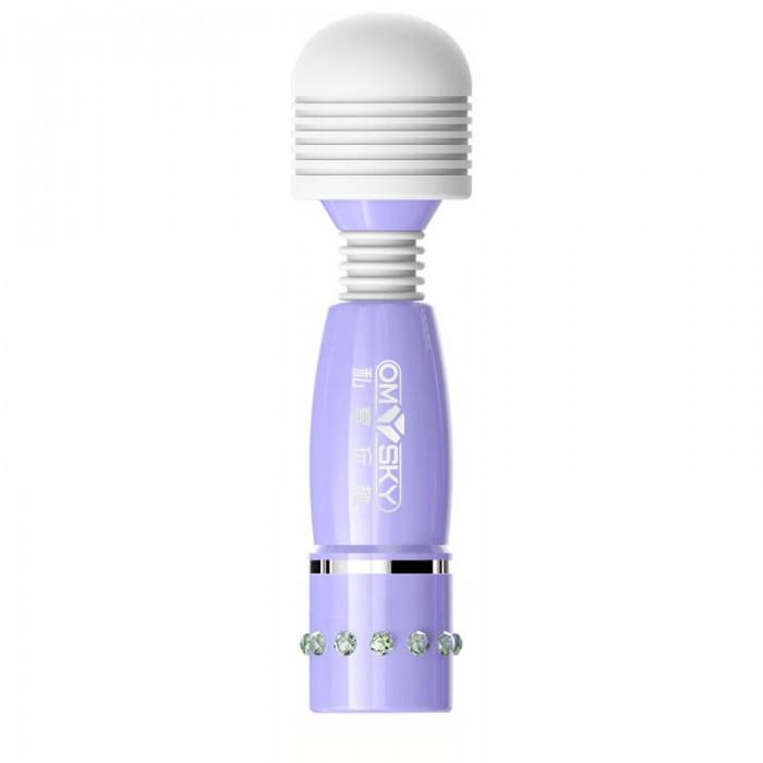Taiwan OMYSKY Small AV Bullet Vibrator (Purple)